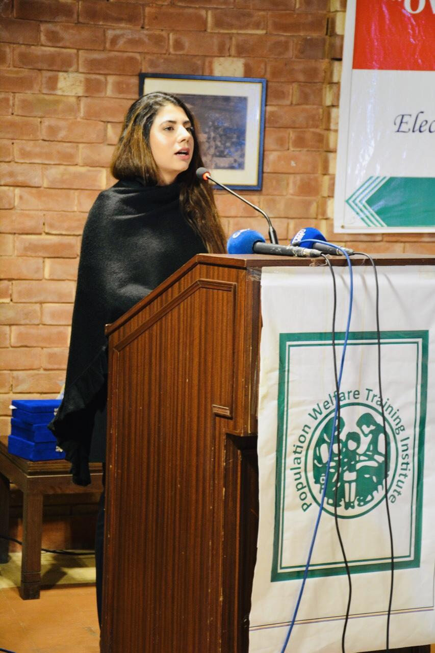 Event on Women's Health in Punjab
