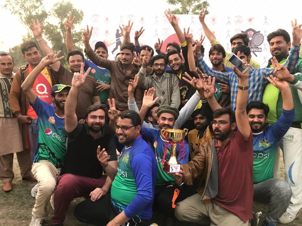 CEIP'S Cricket Tournament