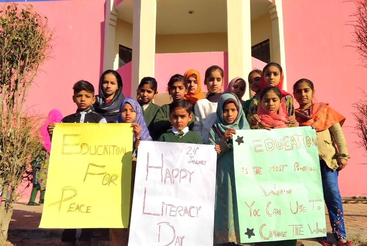 Celebrating International Day of Education