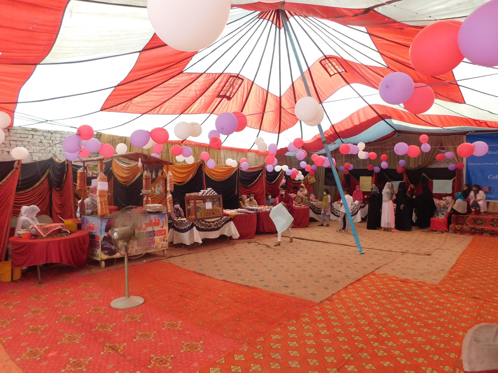 Entrepreneurial Mela in Collaboration with Bread for the World