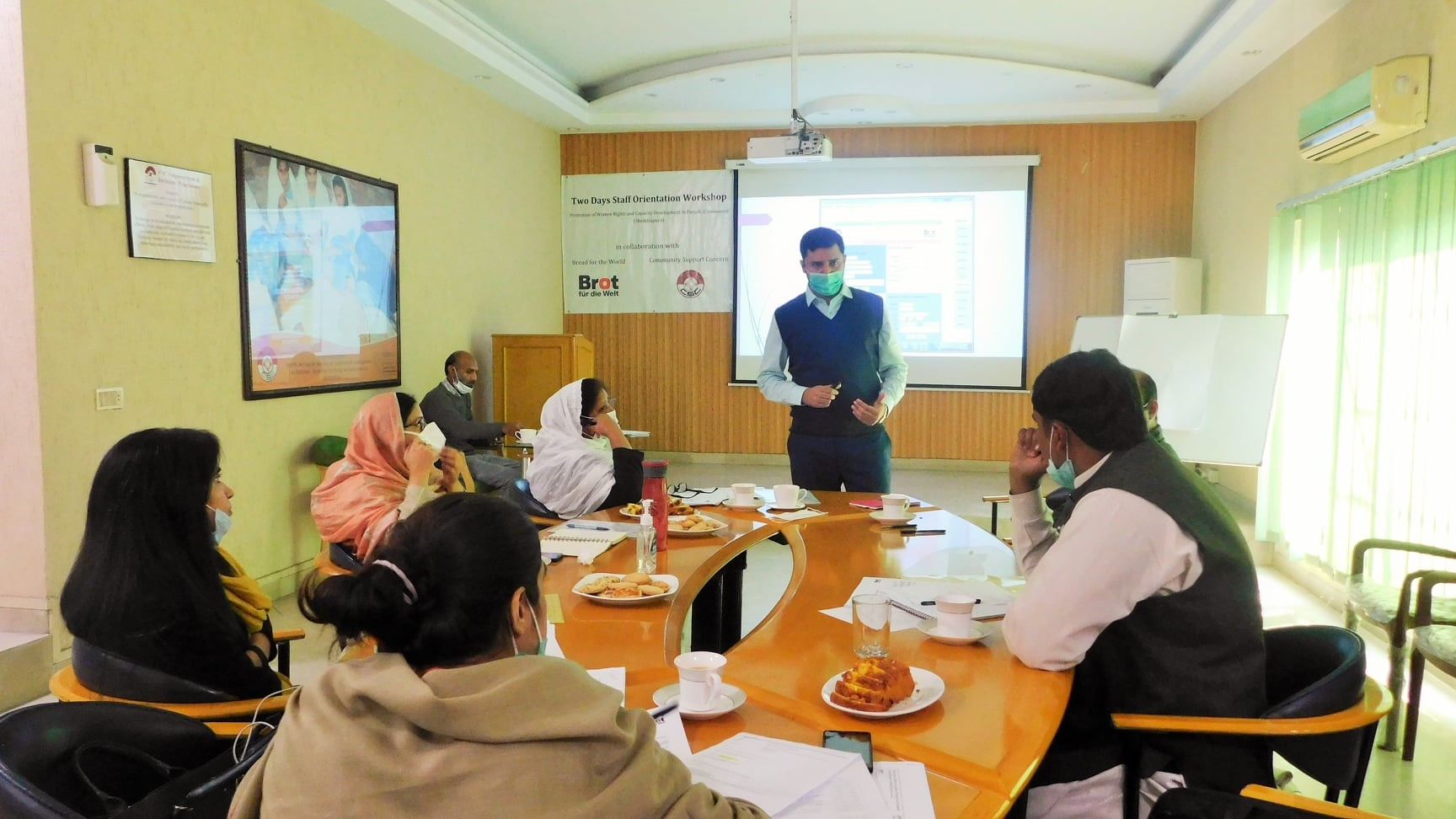Orientation of Capacity and Rights for Women