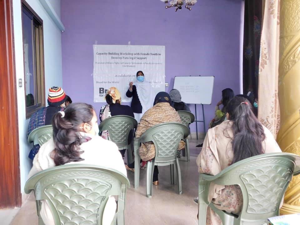 Training Workshop on Importance of Documents Registration