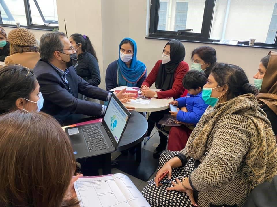 Mentorship Program for Women Entrepreneurs