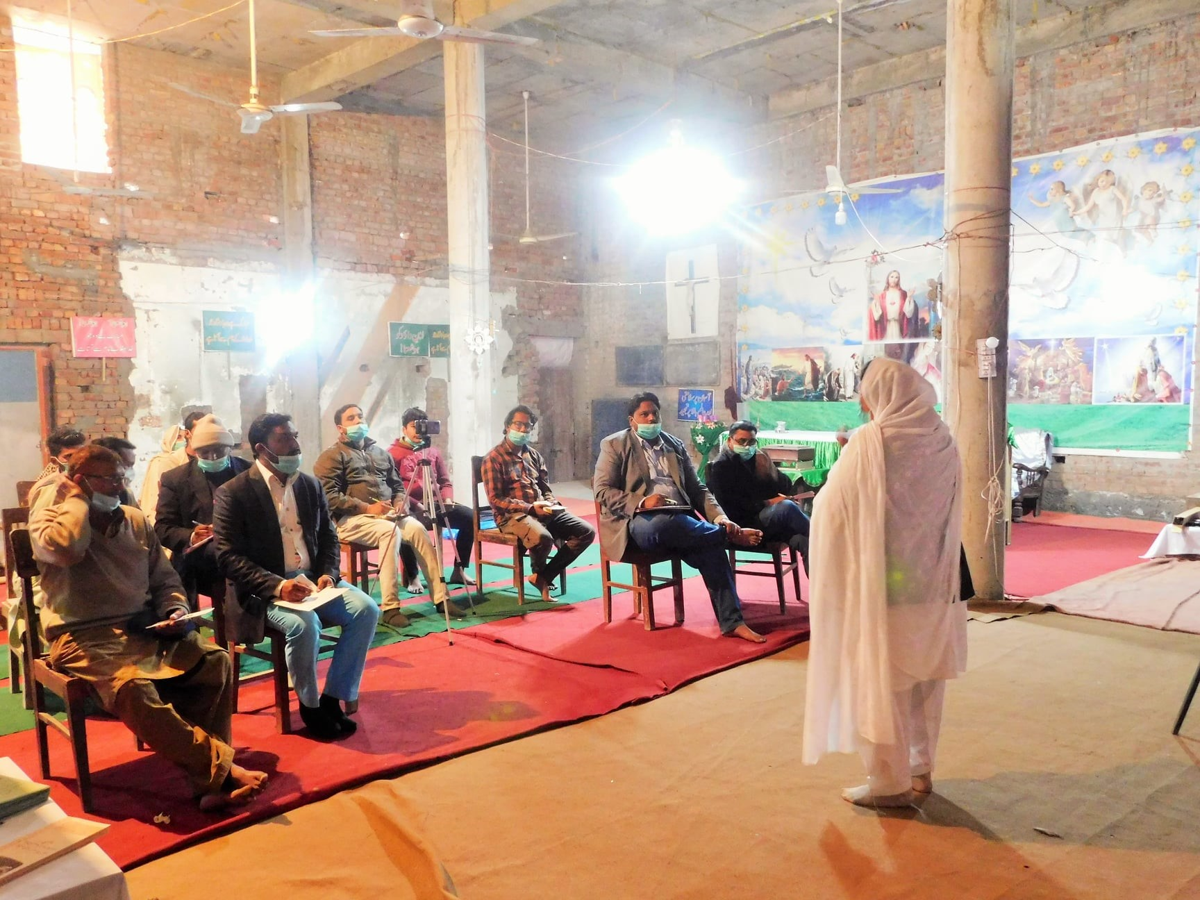 Legal Assistance Training Workshops on Violence Against Women
