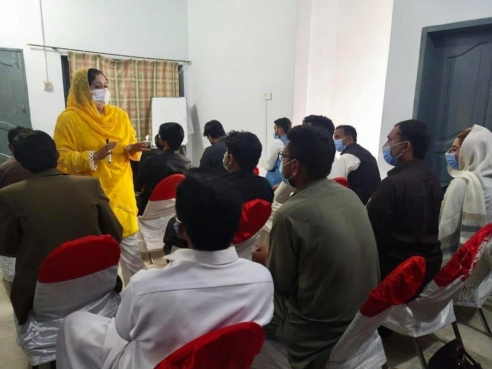 Training Workshop on Techniques of Appraisal